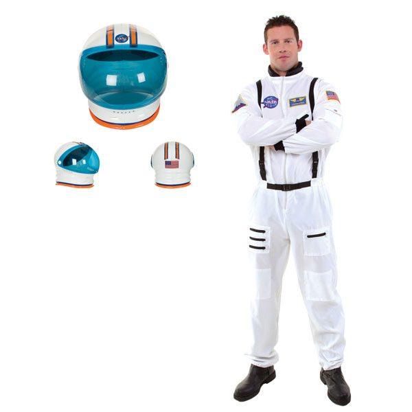 Erkek astronot kostümü