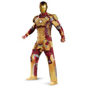 Deluxe İron Man Kostümü