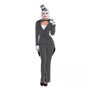 kadın-jack-skellington-kostümü