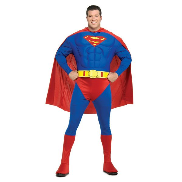 ESK053521 SUPER MAN KOSTÜMÜ