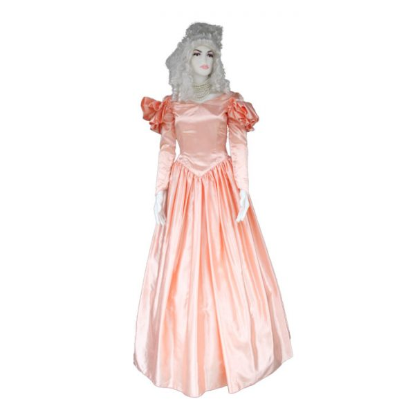 kadın barok kiralık kostüm