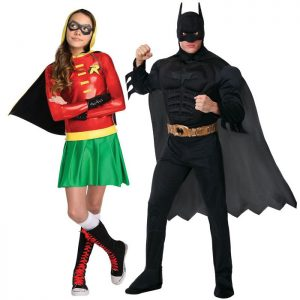 batman robin kostümü
