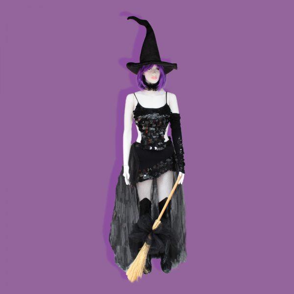 cadı kostümü