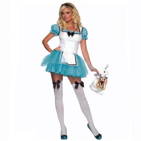 Kiralık Alice Kostümü