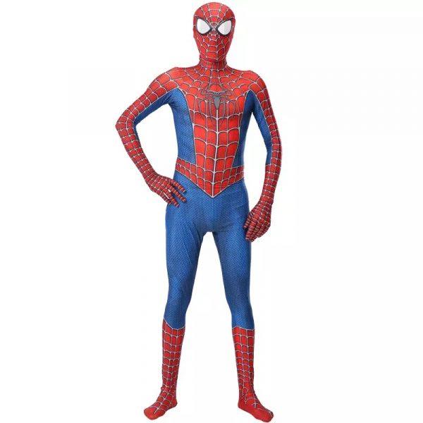 spiderman kostümü