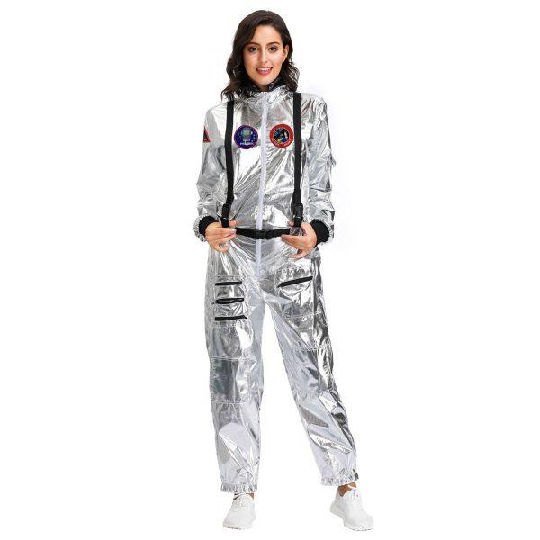 Kadın astronot kostümü