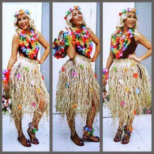 hawaii kostümü