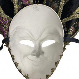 venedik karnavalı maskesi